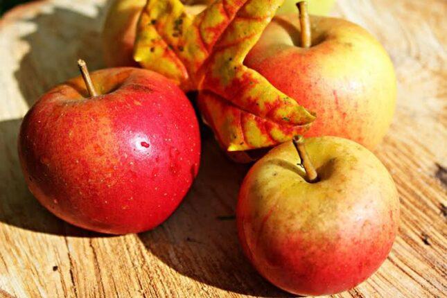 manzanas contra la depresion